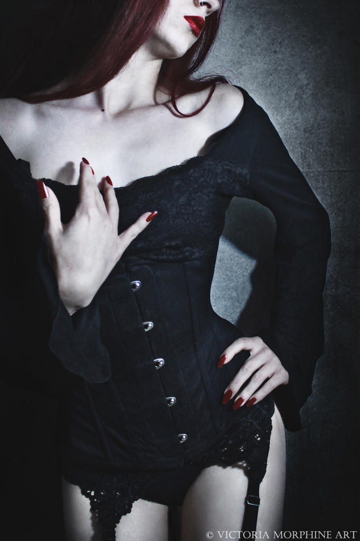 a gothic romance... by VictoriaMorphine