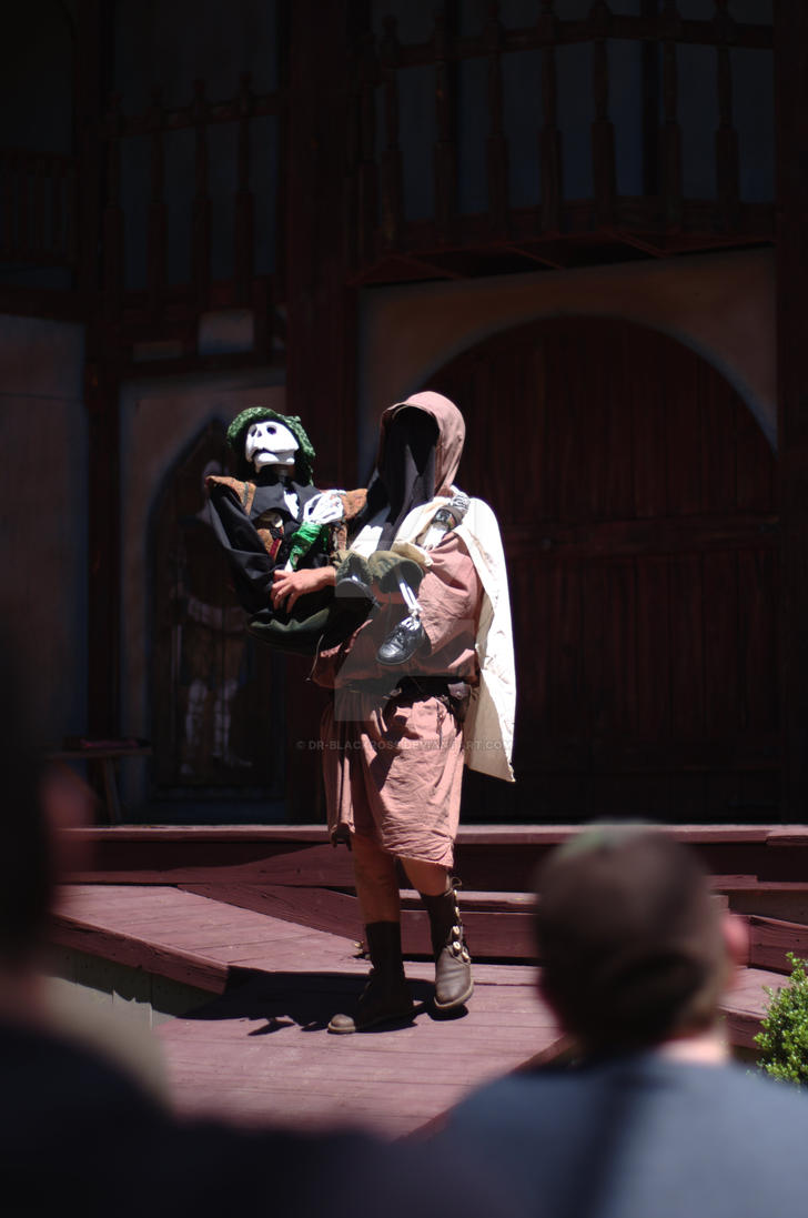 Dead Bob at the Goergia RenFest by dr-blackross
