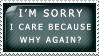Care stamp