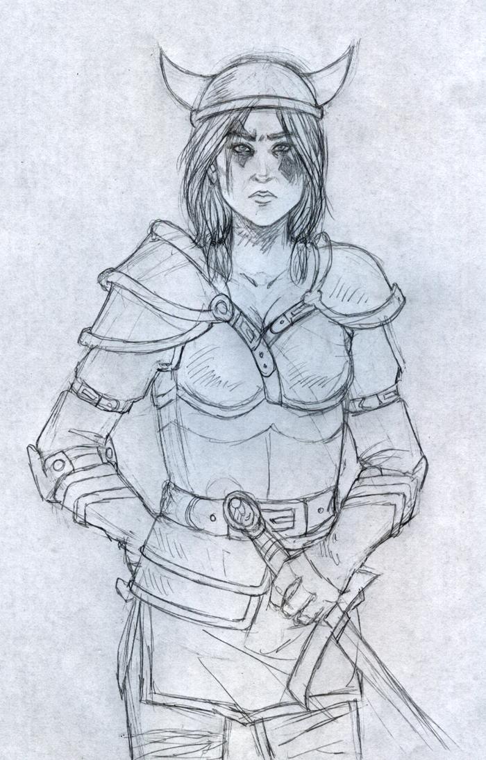Shar-Teel The Warrior Princess by Daytha