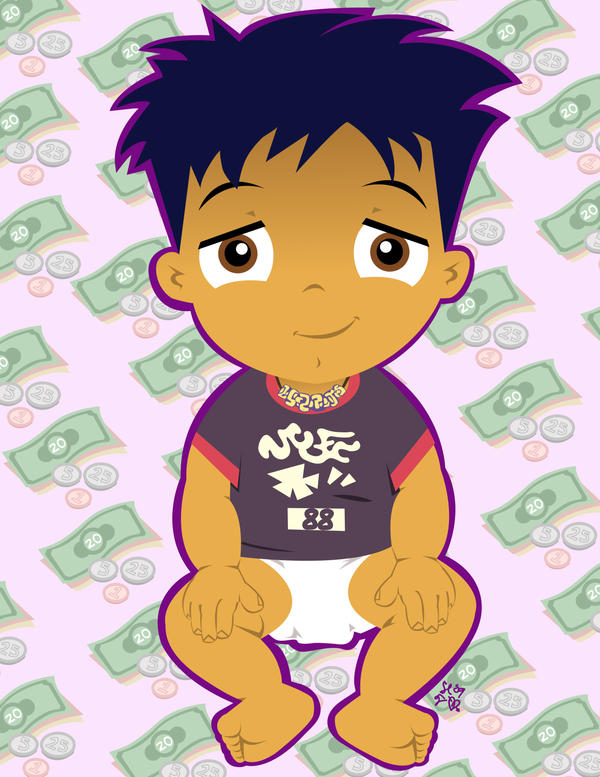 Baby Jonesy from 6teen by SpeciosusNihilum ... a missing person case at the mental institution located on the island.