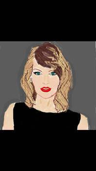 Taylor Swift : MS Paint