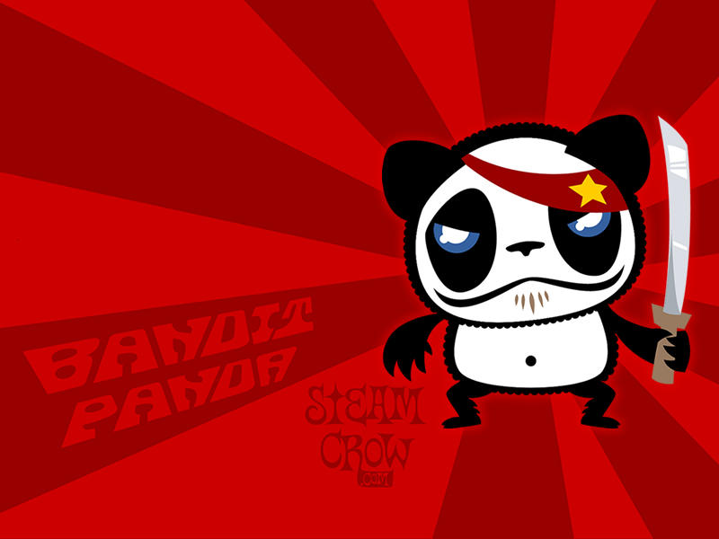 Image result for panda bandit