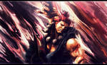 Akuma Smudge Tag by consumedbyvacuity