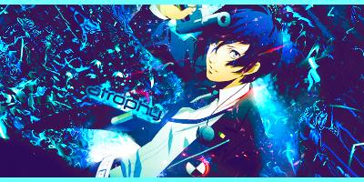 Minato Arisato (Persona 3) Tag by consumedbyvacuity