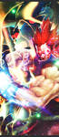 Akuma Vertical Tag by consumedbyvacuity