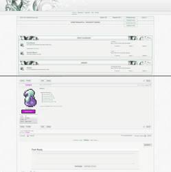 Pokemon Mono Zetaboards Theme by consumedbyvacuity