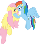 Don't cry, Fluttershy