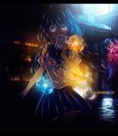 Signature Anime Girl - #13