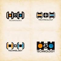 H+H Technology - Logo Study
