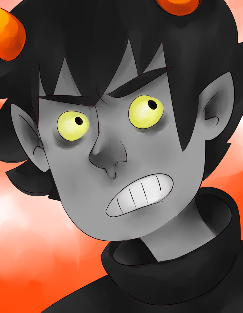 More Karkat by katrinpafford