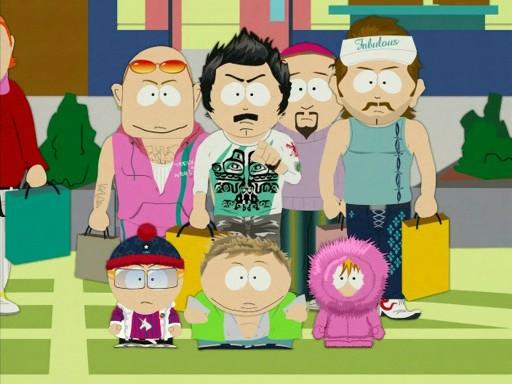 Metro Sexual South Park