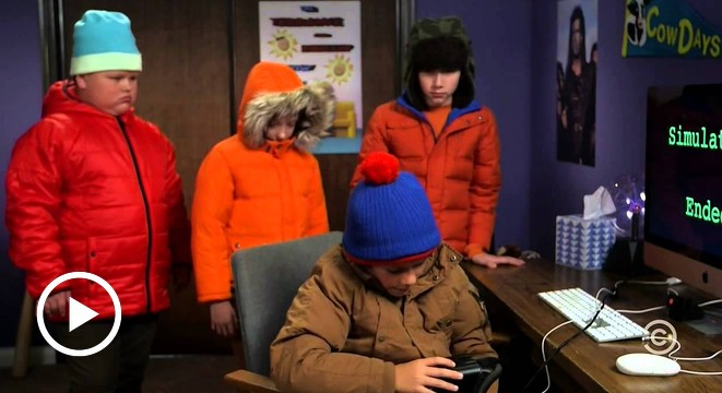 south park boys in real life by freacls