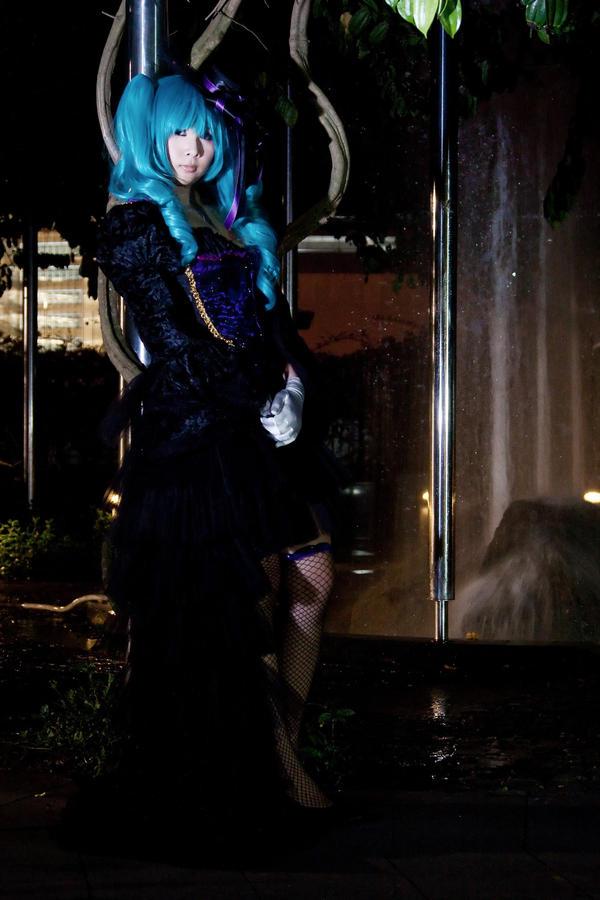 Sandplay Miku: Shine On Me by ArishigeAIKO