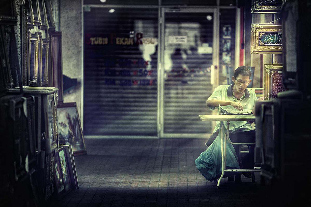 The Break . by scharewl