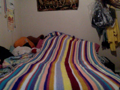 My Blanket :D by Penguinnpita