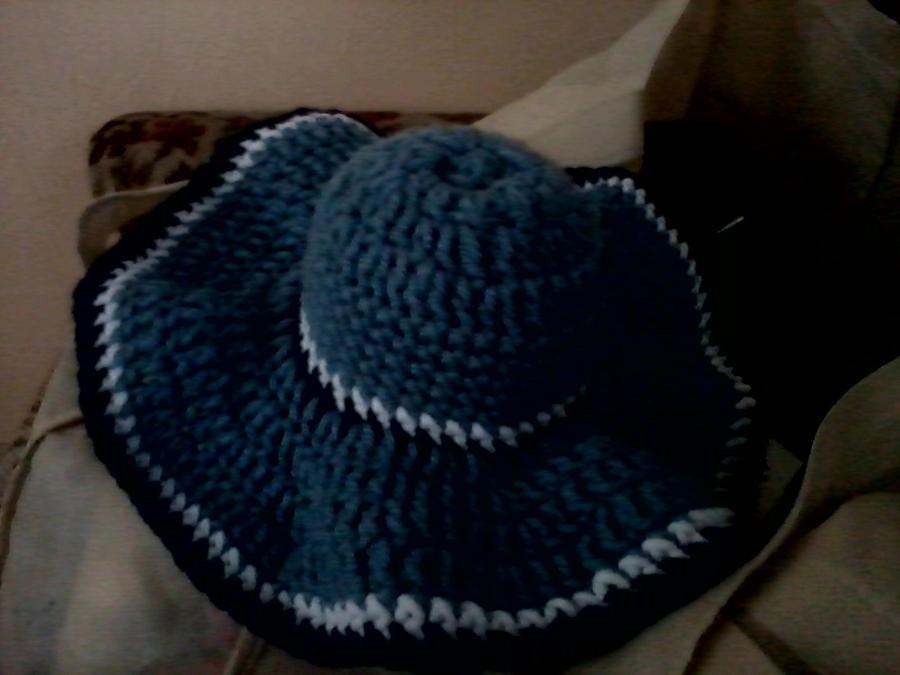 Brim Hat by Penguinnpita