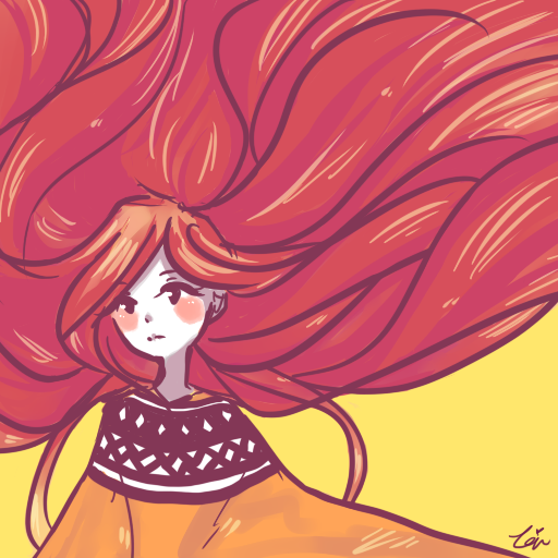 Flame by Giresque