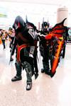 Aatrox and Talon - League of Legends