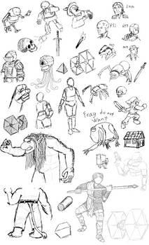 Sketch Compilation 2