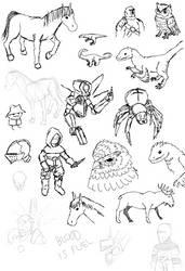 Sketch Compilation 5