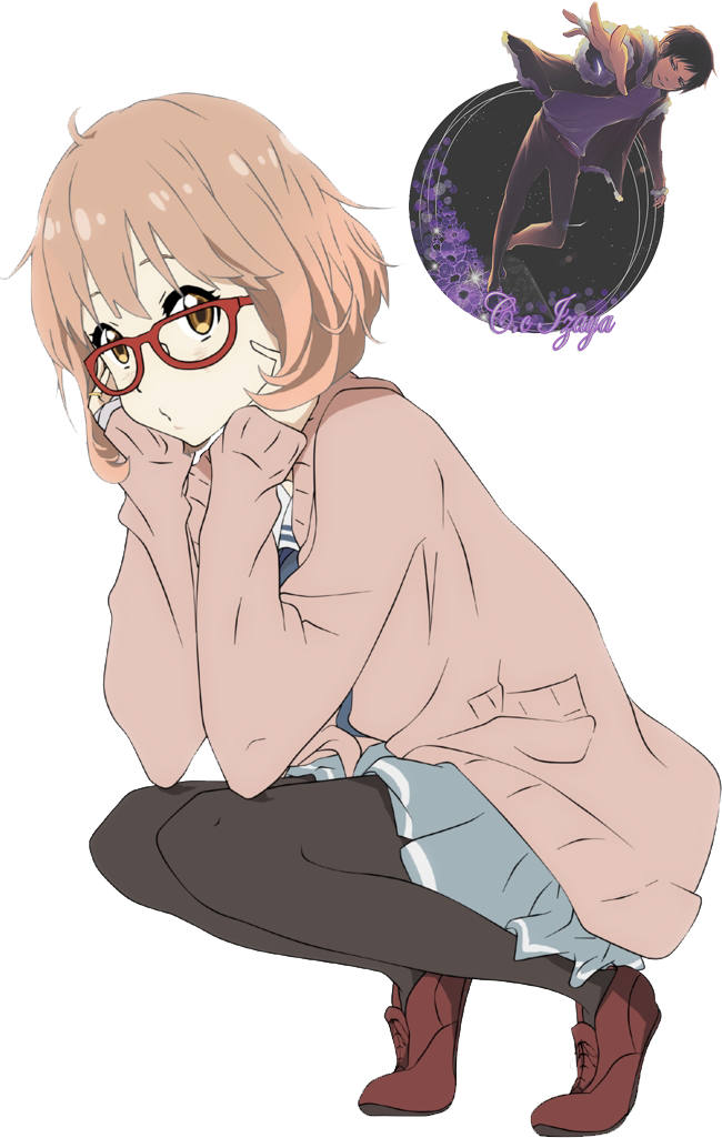 Renders anime Kuriyama_mirai_render_by_ccizaya-d75ftb0
