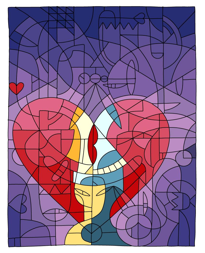 Heart Snog