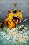 Mighty Goldfish -color-