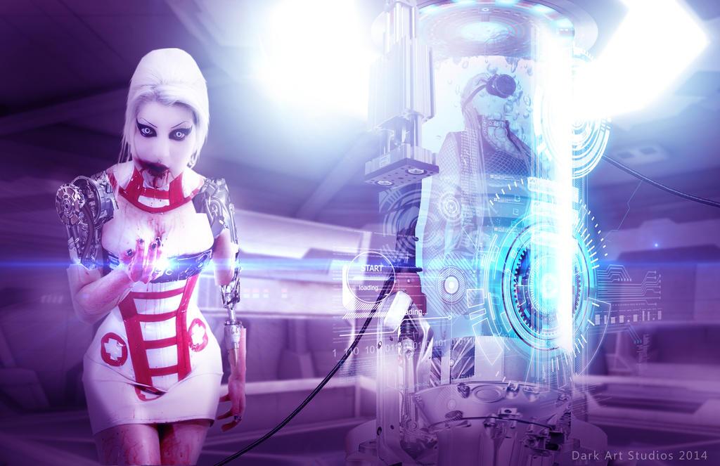 Industrial electro by darioduranf