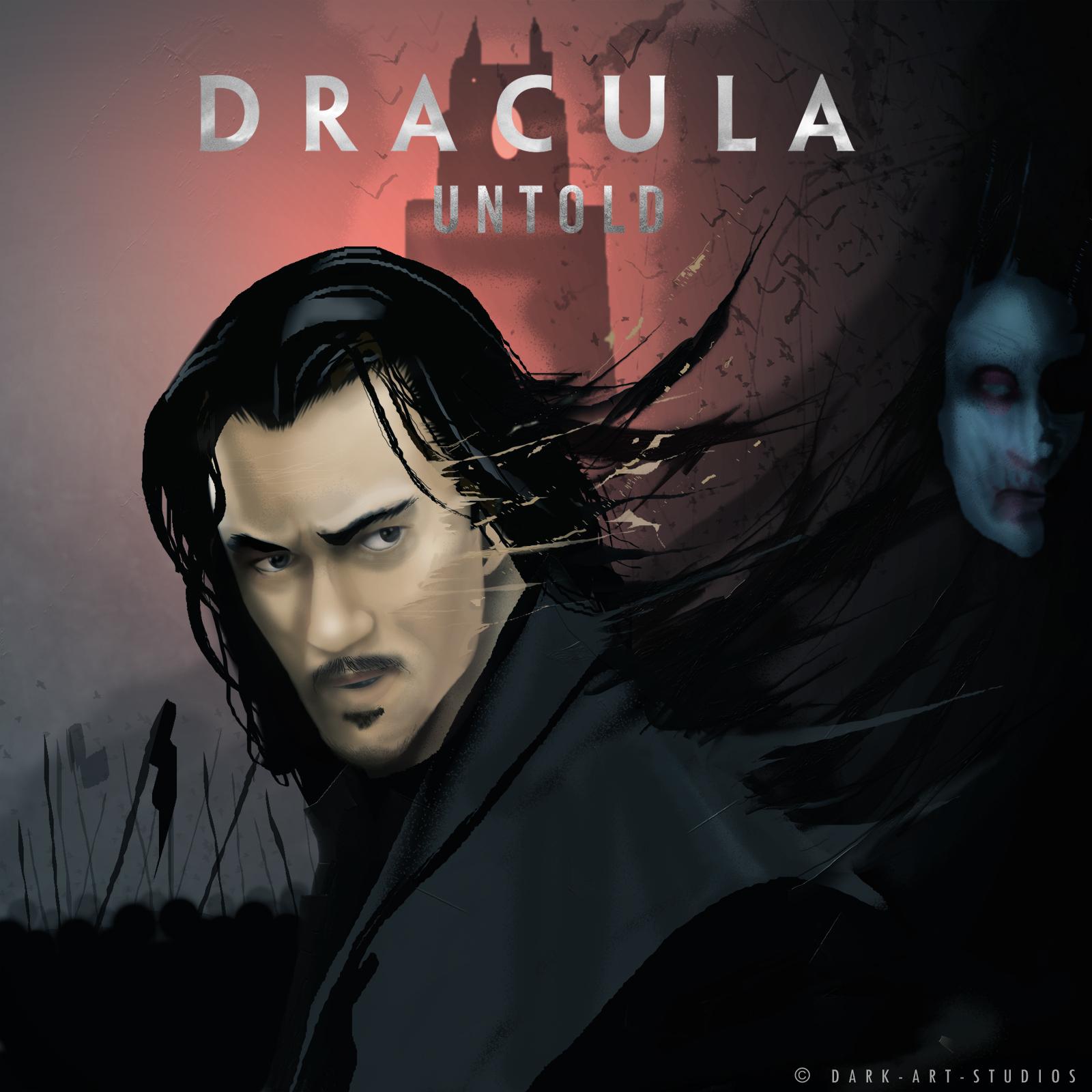 Dracula Untold 2014 By Darioduranf On Deviantart