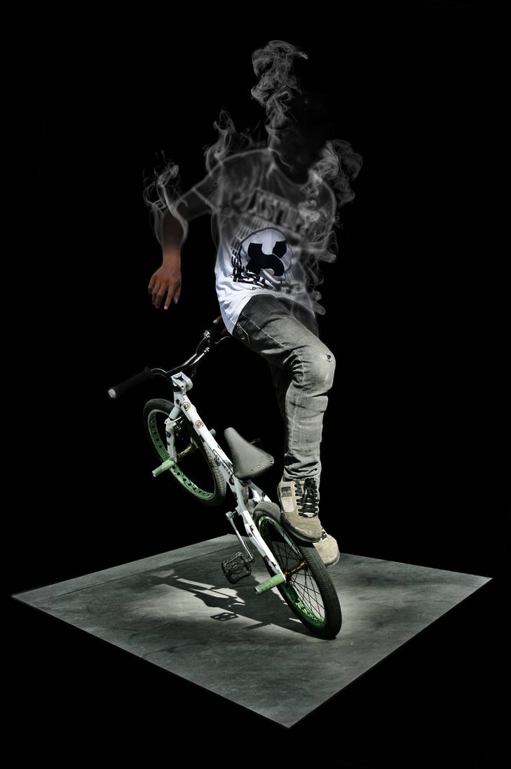 hectic for BMX