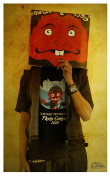 Red Face of Cepot