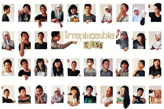 Irreplaceable class