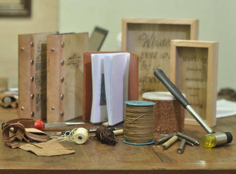 Leather and Craft Workshop @cavcraft
