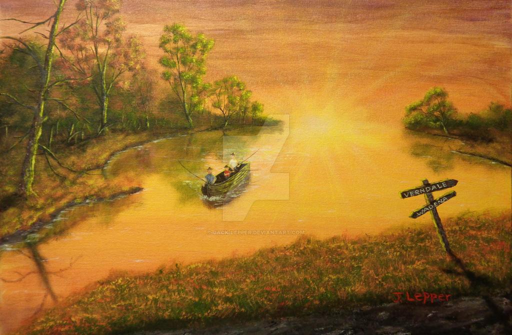 Fisherman's Alley by Jack-Lepper