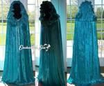 Christine's Rooftop Cloak by enchantedsea