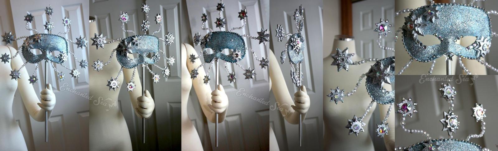European Star Princess Mask by enchantedsea