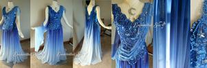 Starlight Water Goddess Ensemble - For Sale