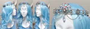 Starlight Water Goddess Tiara