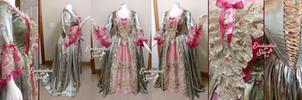 Nancy Tremaine Enchanted Ballgown by enchantedsea