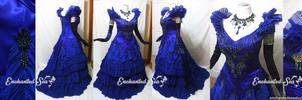 Love Never Dies Peacock Dress