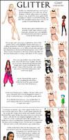 Glitter tutorial