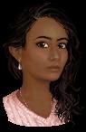 Ms Cherub portrait