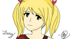 Lucy Heartphilia Fan Art