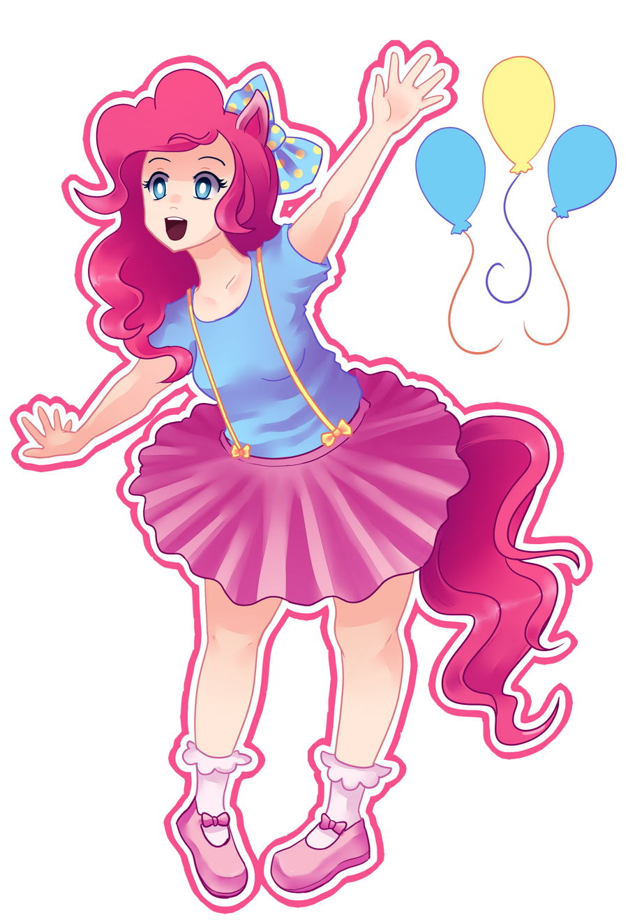 Pinkie Pie by nanidani