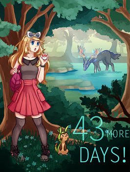 Countdown: Pokemon X and Y