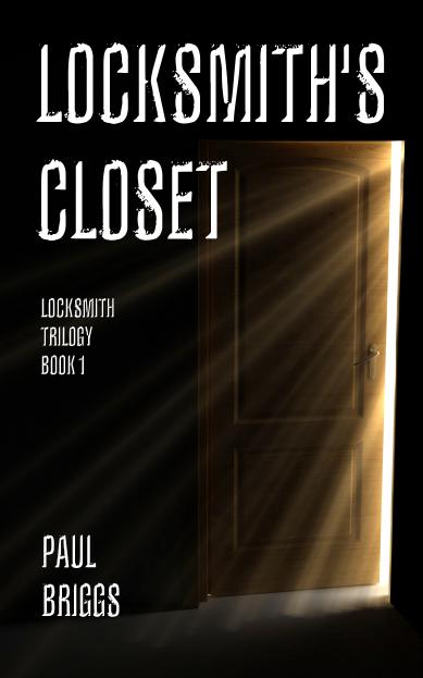 Locksmith's Closet (alternate cover) by lockswriter