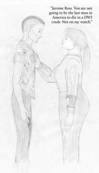 Rome and Isabel (Year Six, 'Altered Seasons')