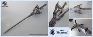 RWBY Myrtenaster by Tatsutetsu