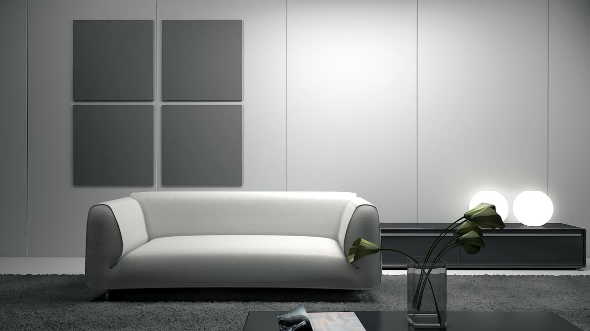 sofa scene by dneobr on deviantart. Black Bedroom Furniture Sets. Home Design Ideas